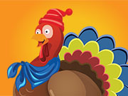 Thumbnail of Thanksgiving Rainbow Turkey