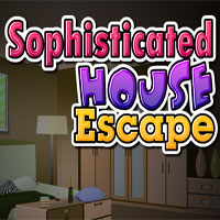 Thumbnail of Sophisticated House Escape
