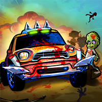 Thumbnail for Zombie Car Madness