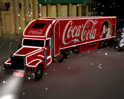 Thumbnail for Coca Cola Truck Jigsaw
