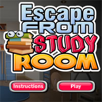 Thumbnail of Escape From Study Room