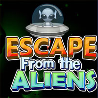 Thumbnail of Escape From the Aliens