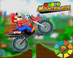 Thumbnail of Mario Mountain Rider