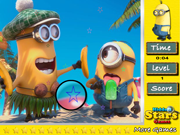 Thumbnail of Minions Hidden Stars