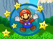Thumbnail of Mario Bubble Puzzle