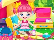 Thumbnail of Cute Baby Picnic