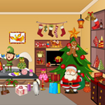 Hidden Objects Christmas Room thumbnail
