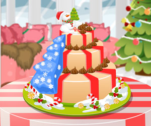 Thumbnail of Christmas Cake Decoration