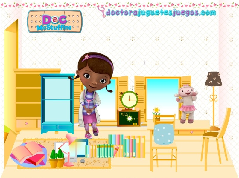 Thumbnail of Doc McStuffins Room Decor