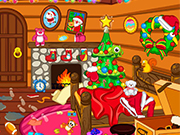Thumbnail of Clean Up For Santa Claus 2