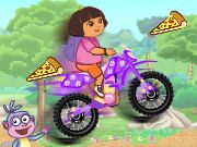 Thumbnail of Dora Pizza Delivery
