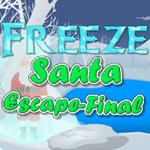 Thumbnail for Freeze Santa Escape Final