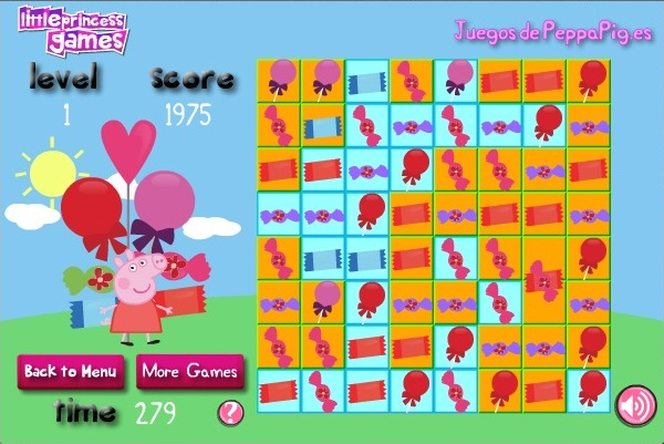 Peppa Pig Candy Match thumbnail