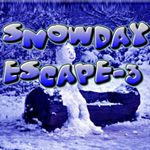 Thumbnail of Snowday Escape 3