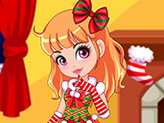 Thumbnail of Christmas dress up and make up