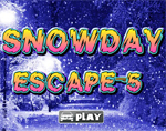 Thumbnail of  Snowday Escape 5