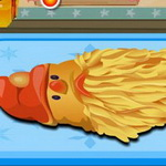 Golden Santa Bread thumbnail