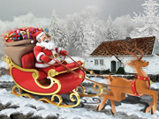 Thumbnail of Santa Christmas Delivery