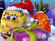 Thumbnail of Christmas SpongeBob Puzzle