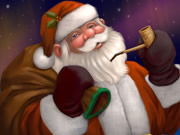 Santa Claus Puzzle Game thumbnail