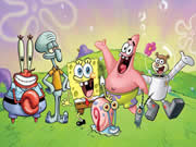 Thumbnail of SpongeBob Family Puzzle