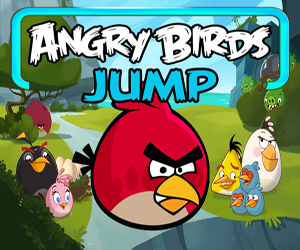 Thumbnail of Angry Birds Jump