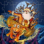 Thumbnail of Santa Claus Jigsaw