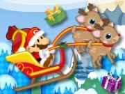 Thumbnail of Santa Mario Adventure