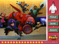 Thumbnail of Big Hero 6 Hidden Stars