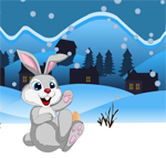 Thumbnail of Snow Rabbit Escape