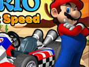 Thumbnail of Mario Desert Speed