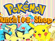 Pokemon Munchies Shop thumbnail