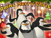 Penguins Merry Christmas thumbnail