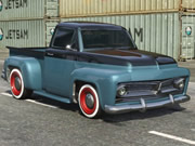 Ford F 100 Puzzle thumbnail