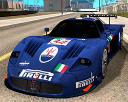Thumbnail for Maserati Puzzle