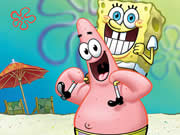 Patrick and Sponge Puzzle thumbnail