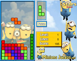 Thumbnail for Minions Tetris