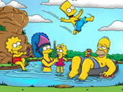 The Simpsons Puzzle thumbnail