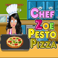 Chef Zoe - Pesto Pizza thumbnail