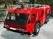 Fire Truck Puzzle thumbnail