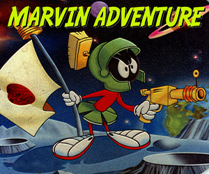 Thumbnail for Marvin Adventure