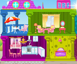 Princess doll house thumbnail