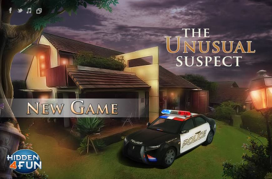 Thumbnail for The Unusual Suspect