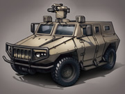 Thumbnail for Military Truck Puzzle