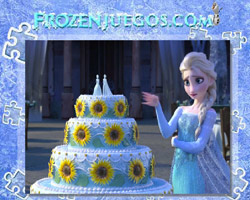 Thumbnail of Frozen Fever Cake