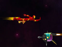 Thumbnail of Ironman Star War