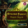 Thumbnail of Strange Forest - Hidden Objects