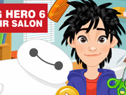 Thumbnail of Big Hero 6 Hair Salon