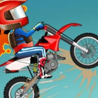Thumbnail of Runty Biker Game