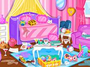 Thumbnail of Princess room cleanup 2